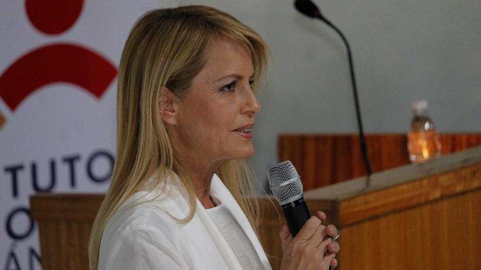 Cecilia Bolocco y tumor de su hijo Máximo:
