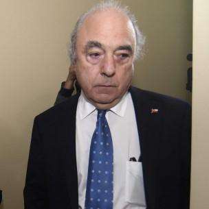 El exabrupto del diputado García por no apagar su micrófono en comisión