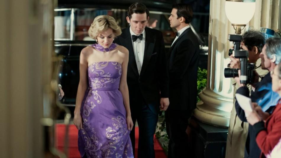 The Crown libera nuevas imágenes de su temporada 4 con Lady Di y Margaret Thatcher
