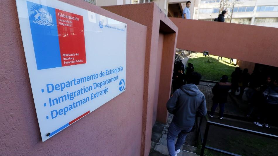 Diputados UDI anuncian sesión especial por aumento de migrantes ilegales