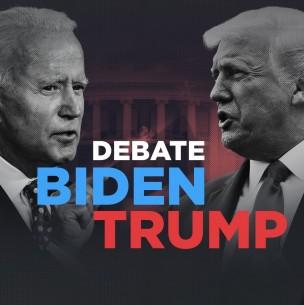 Elecciones EEUU: Dónde y cómo ver el debate entre Trump y Biden con traducción simultánea
