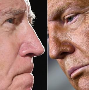 Sigue en vivo el debate entre Donald Trump y Joe Biden