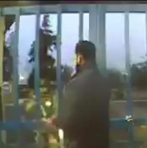 Conductor de App es asaltado y lleva a delincuente a recinto militar: Dice que no lo ayudaron