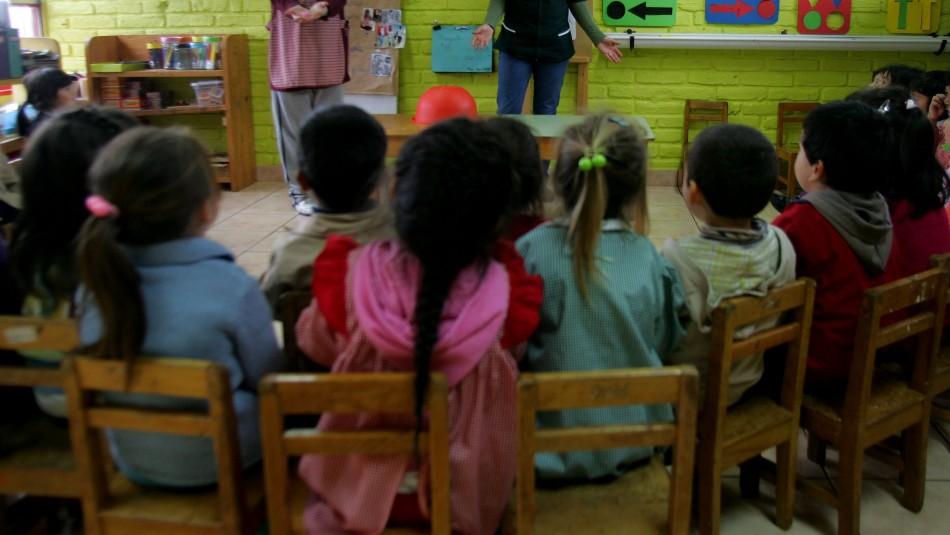 Jardines infantiles cierran tras aumento de contagios en la Región de Aysén