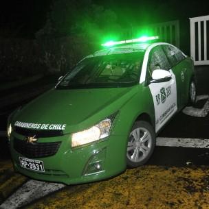 Detenidos protagonizan violento robo a adulto mayor en Maipú