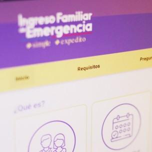 Quinto y sexto Ingreso Familiar de Emergencia: Calcula el monto de acuerdo a tu grupo familiar