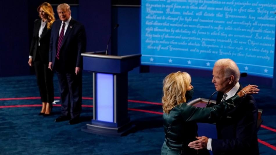 Elecciones EEUU: Sigue el análisis del debate entre Donald Trump y Joe Biden