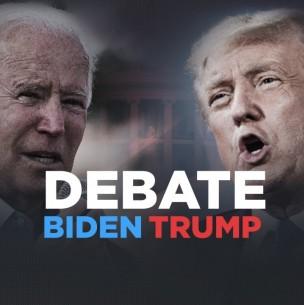 Elecciones EEUU: Sigue el primer debate entre Donald Trump y Joe Biden