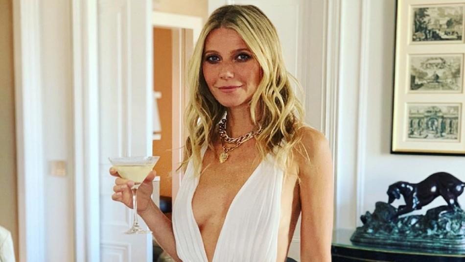 Gwyneth Paltrow se desnuda para celebrar su cumpleaños 48 y su hija adolescente la reta