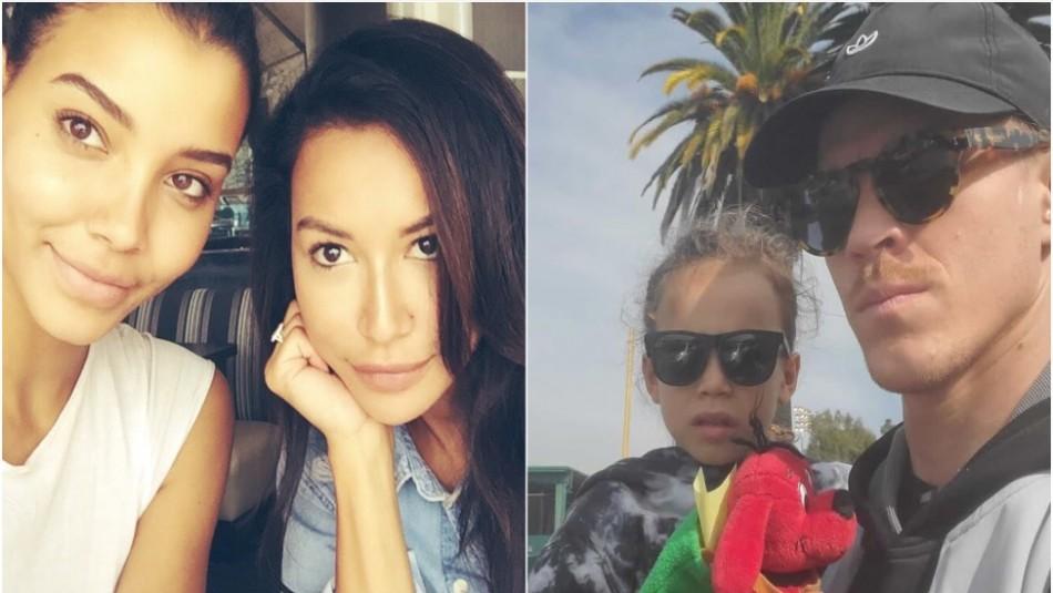 Hermana y exesposo de fallecida Naya Rivera se mudan juntos: