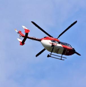 Detienen a sujeto que secuestró un helicóptero para sacar a su esposa desde la cárcel