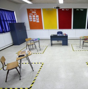 4 colegios del Gran Santiago y 5 de Pirque serán los primeros en volver a clases en la RM
