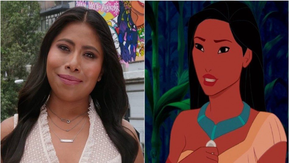 Yalitza Aparicio como Pocahontas: El deseo que se convirtió en tendencia en las redes