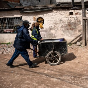 Lapidario informe: El 40,9% de los argentinos está en la pobreza