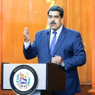 Maduro: Venezuela sufre caída del 99% de ingresos petroleros entre 2014 y 2019