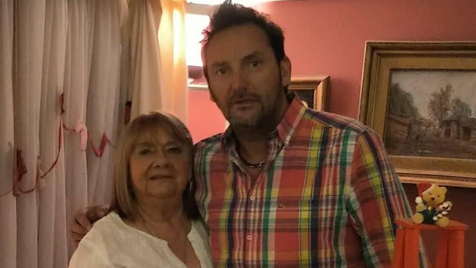 Mamá de Daniel Fuenzalida