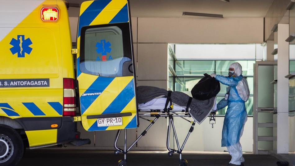 Informe epidemiológico: Chile supera los 17 mil muertos por coronavirus