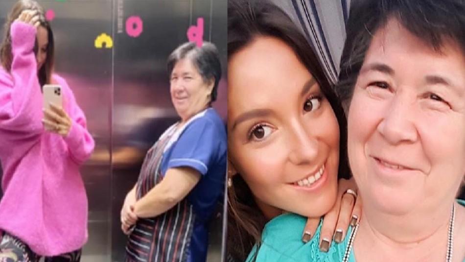 Asesora del hogar de Kel y Nano Calderón sufre ataque cerebrovascular