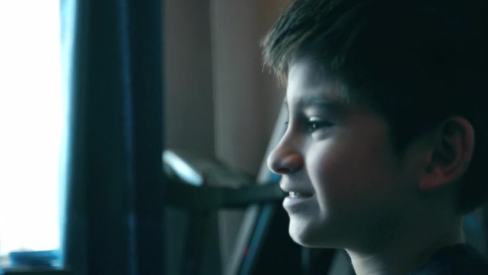 Niño con discapacidad que utiliza cannabis en franja del Apruebo: