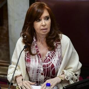 Confirman proceso judicial contra Cristina Fernández por presunta corrupción