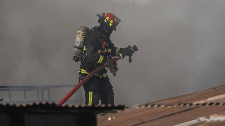 Tragedia familiar en Valdivia: Padre y sus tres pequeños hijos mueren en incendio