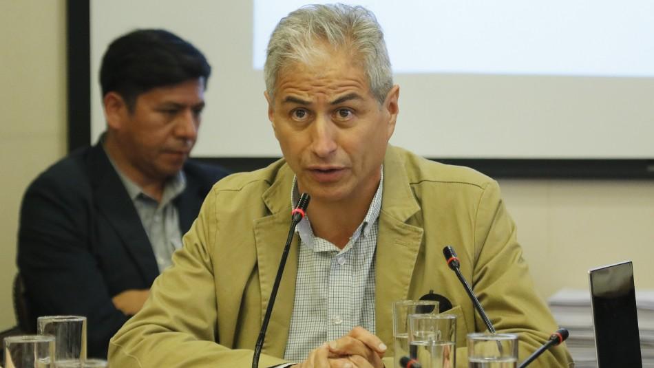 Presidente del Colegio de Profesores tilda de