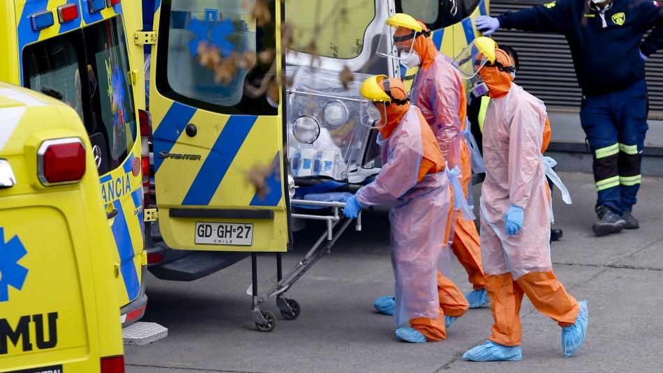 Coronavirus: Minsal reporta 1.760 casos nuevos y mantiene preocupación por regiones del sur