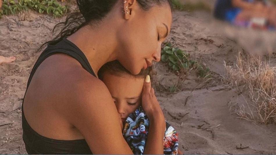 Expareja de Naya Rivera revela que hijo de la actriz pregunta cómo visitarla en el cielo
