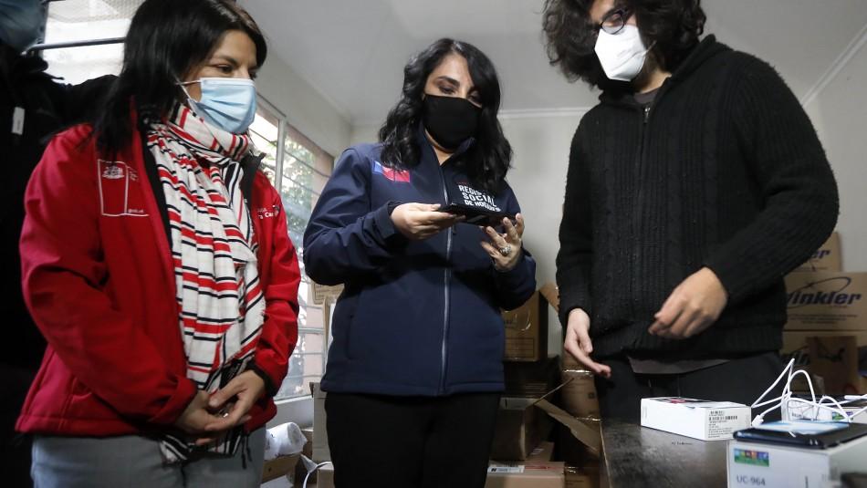 Lanzan campaña de difusión de la Encuesta Casen en Pandemia 2020