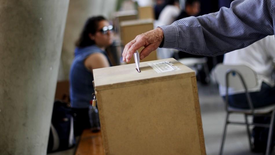 Nuevos vocales de mesa podrían ser designados hasta para ocho elecciones en dos años