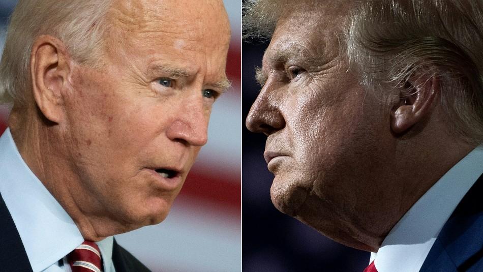 Joe Biden da negativo al coronavirus tres días después del debate con Trump
