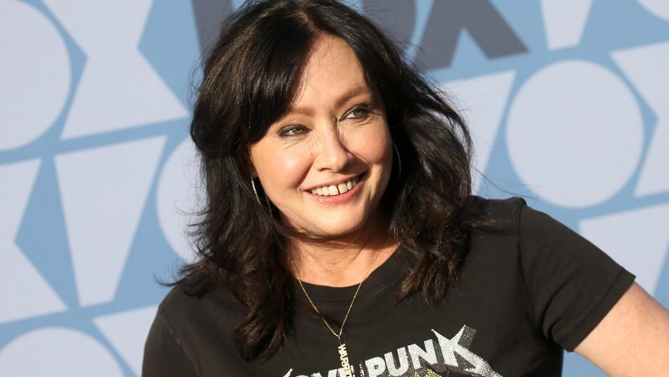 Actriz Shannen Doherty y su lucha contra el cáncer: