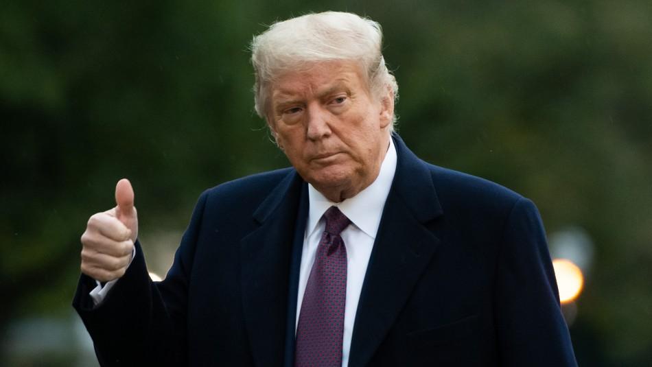 Trump con coronavirus: Líderes del mundo envían mensajes para su recuperación