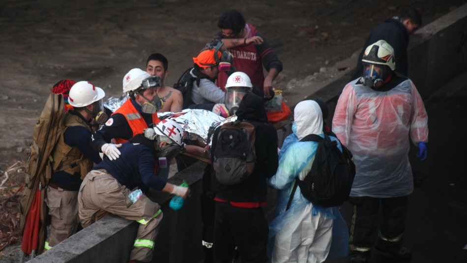 Defensoría de la Niñez presentará querella tras caída de joven al río Mapocho