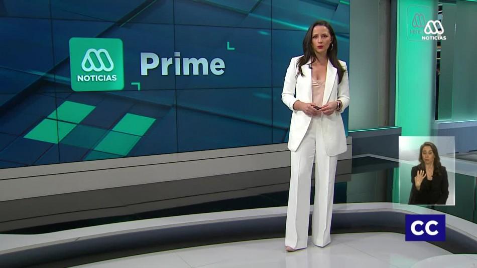 Meganoticias Prime - Viernes 02 de octubre 2020