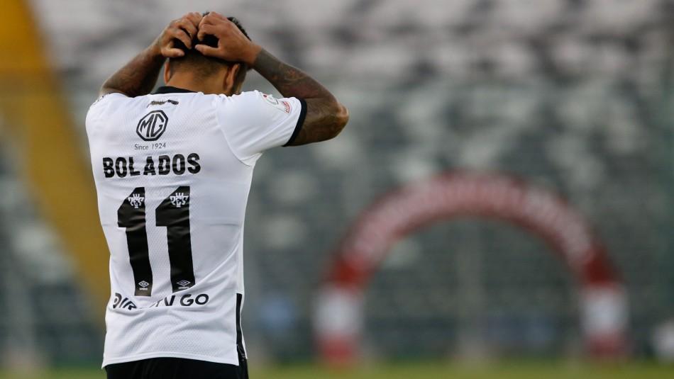 Colo Colo cae como local ante Huachipato y profundiza la crisis: Revisa la tabla de posiciones