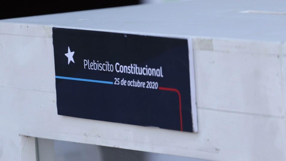 Plebiscito 2020: Revisa las últimas novedades de la consulta nacional del 25 de octubre