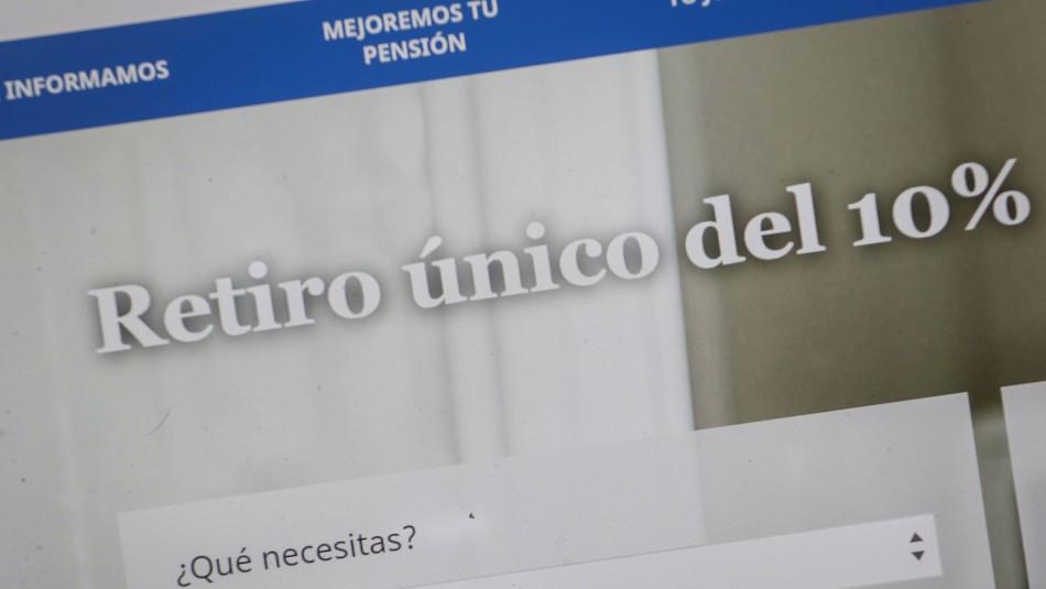 Fondos AFP: Gobierno pone en jaque segundo retiro del 10% por reforma de pensiones