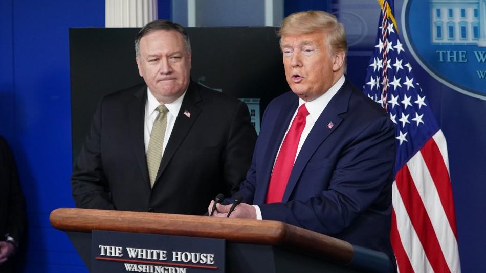 Mike Pompeo reducirá importante viaje a Asia tras hospitalización de Trump