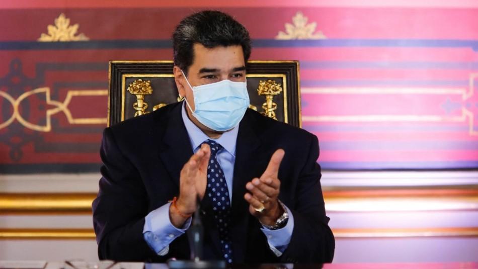 Maduro dice que su hijo será voluntario en pruebas de la vacuna Sputnik V