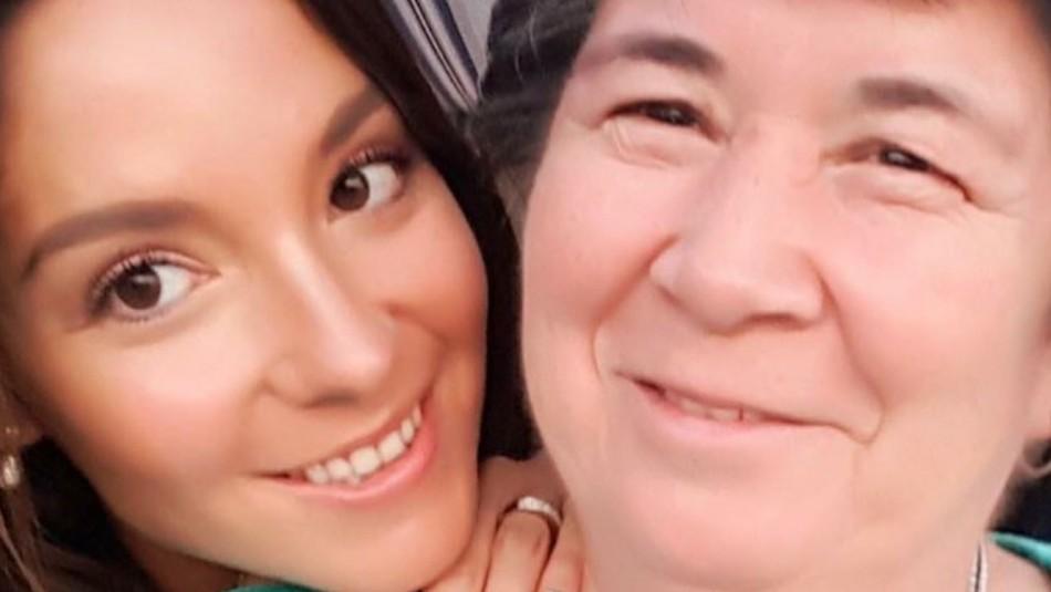 Kel Calderón revela que Nancy Huenupe ya está de alta: