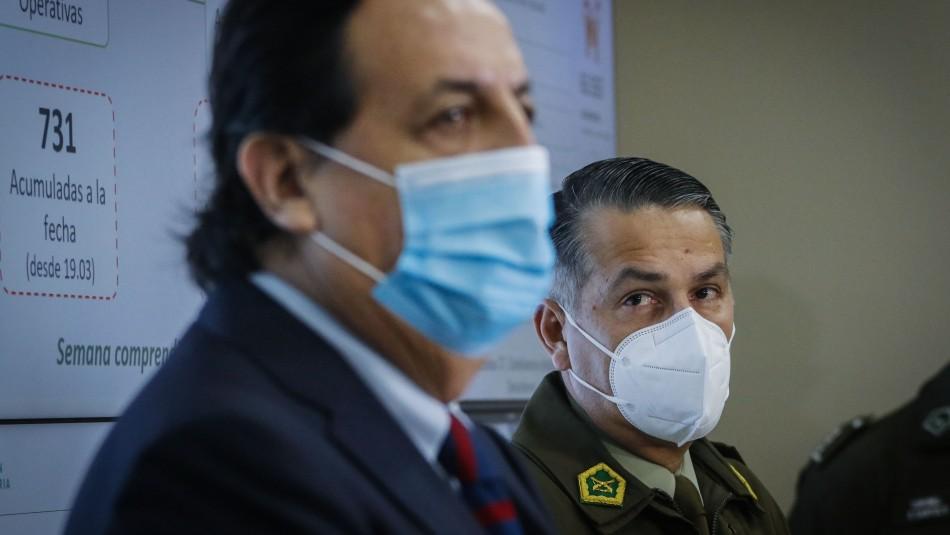 Comisiones del Congreso citan a Pérez y Rozas para aclarar caída de joven al río Mapocho
