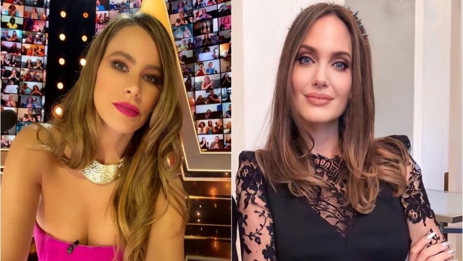 Sofía Vergara vs. Angelina Jolie: Forbes dice quién es la actriz mejor pagada