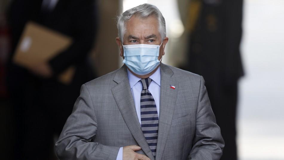 Paris por documentos no entregados sobre muertes en pandemia: