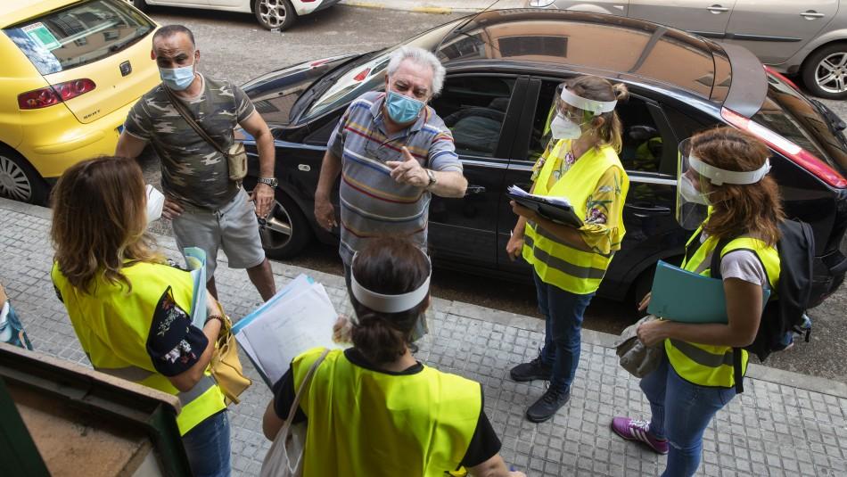 España confina parcialmente otras dos ciudades para frenar rebrotes de coronavirus