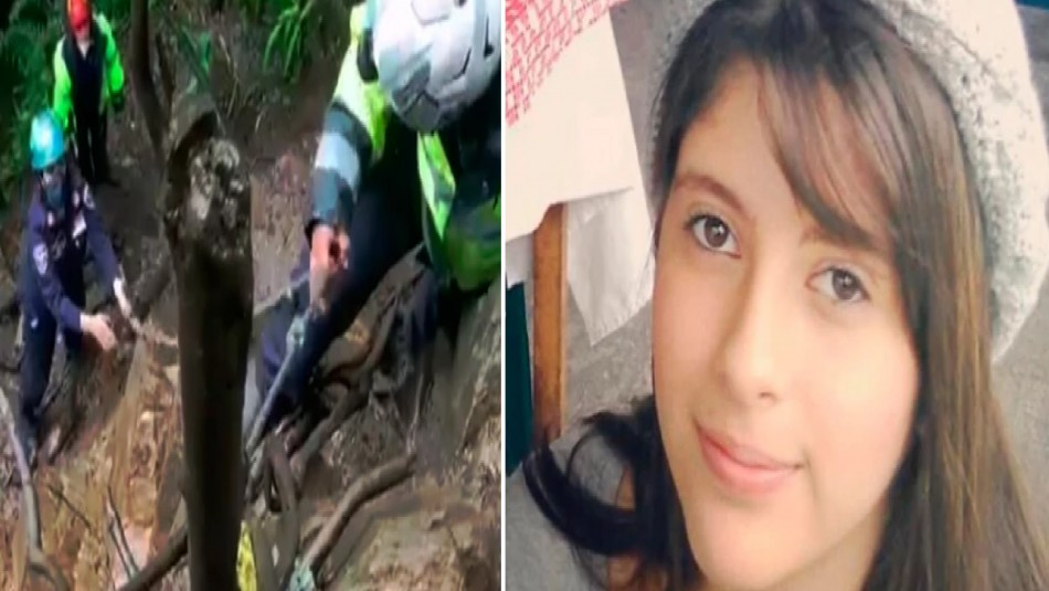 Joven de 23 años muere en Colombia tras caer por una cascada: Se asustó con un rayo