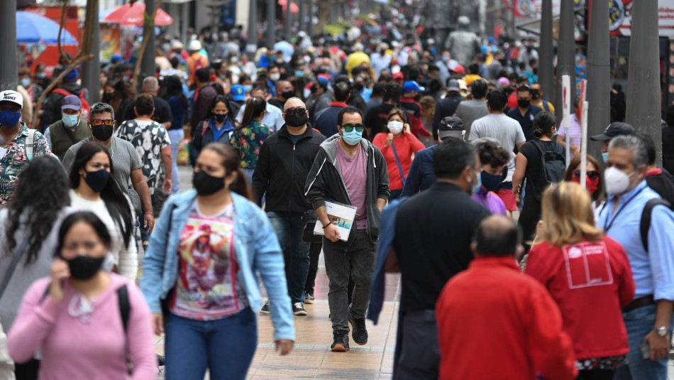 Estiman que un tercio de la población de Antofagasta ya tuvo coronavirus