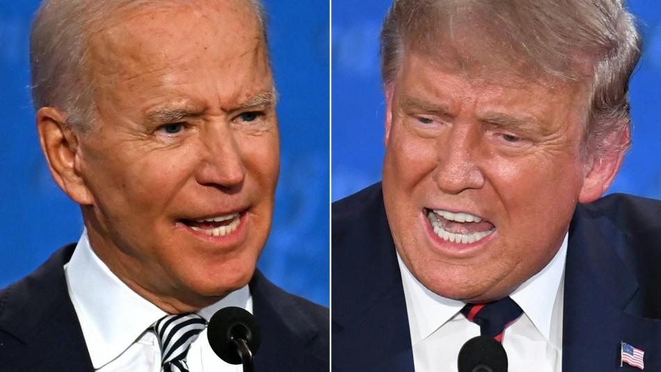 Encuesta: Biden aventaja a Trump por 16 puntos a menos de un mes para las elecciones