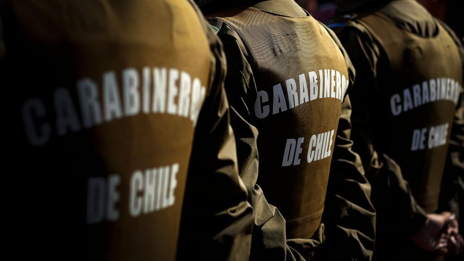 Detienen a tres carabineros acusados de tortura contra seis detenidos en Peñalolén