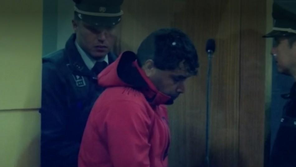 Hugo Pastén, el psicópata de Copiapó.